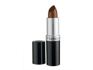 benecos Natural  Lipstick toffee4