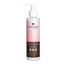 Leave-in conditioner met argan olie, amandelolie en olijfolie